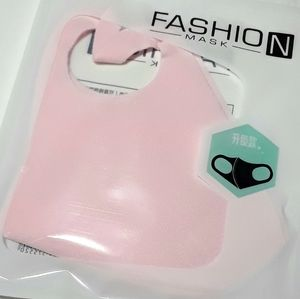 ☄Neoprene Fashion Face Mask- Pink